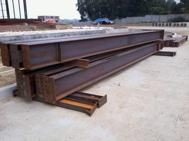 Steel Construction Erection - Office di Kawasan Industri Delta Silicon Cikarang