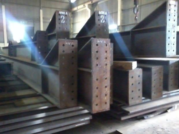 Steel Construction Fabrication - Office di Kawasan Industri Delta Silicon Cikarang