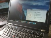 Jasa Install Lenovo Thinkpad T420 Hackintosh Mac OSX ElCapitan Yosemite & Windows 7 Oroginal