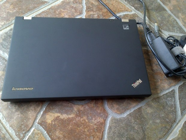 Jual Notebook Laptop Lenovo Thinkpad T420 Windows 7 Pro 64bit Original