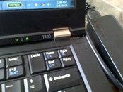 Jual Notebook Thinkpad T420 Sticker Windows 7 Pro 64bit Original