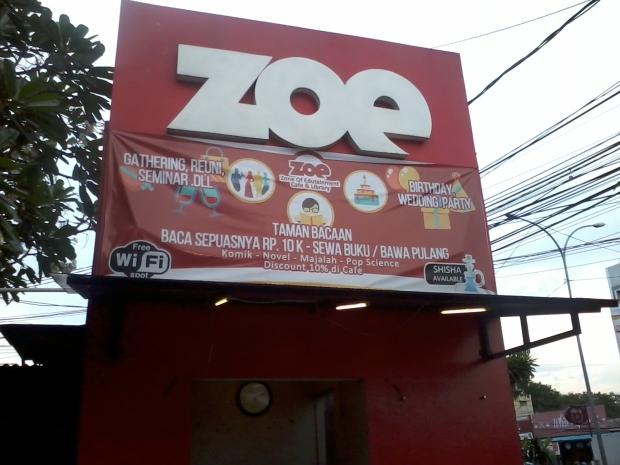 Kursus Private AutoCAD di Zoe Cafe Jl. Margonda Depok Jawa Barat