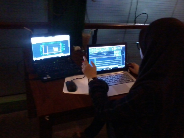 Kursus Private AutoCAD di Zoe Cafe Margonda Depok Jawa Barat