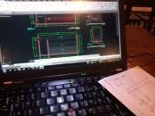 Kursus Private AutoCAD Teknik Sipil Basah di Zoe Cafe Margonda Depok Jawa Barat