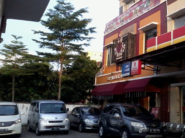 Lokasi Kursus autocad private di sipirock coffee tanjung barat jakarta selatan