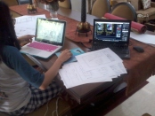 Belajar Layout Kop Gambar Kursus Private AutoCAD for Mac di Komplek ExTimah Pancoran Jakarta Selatan