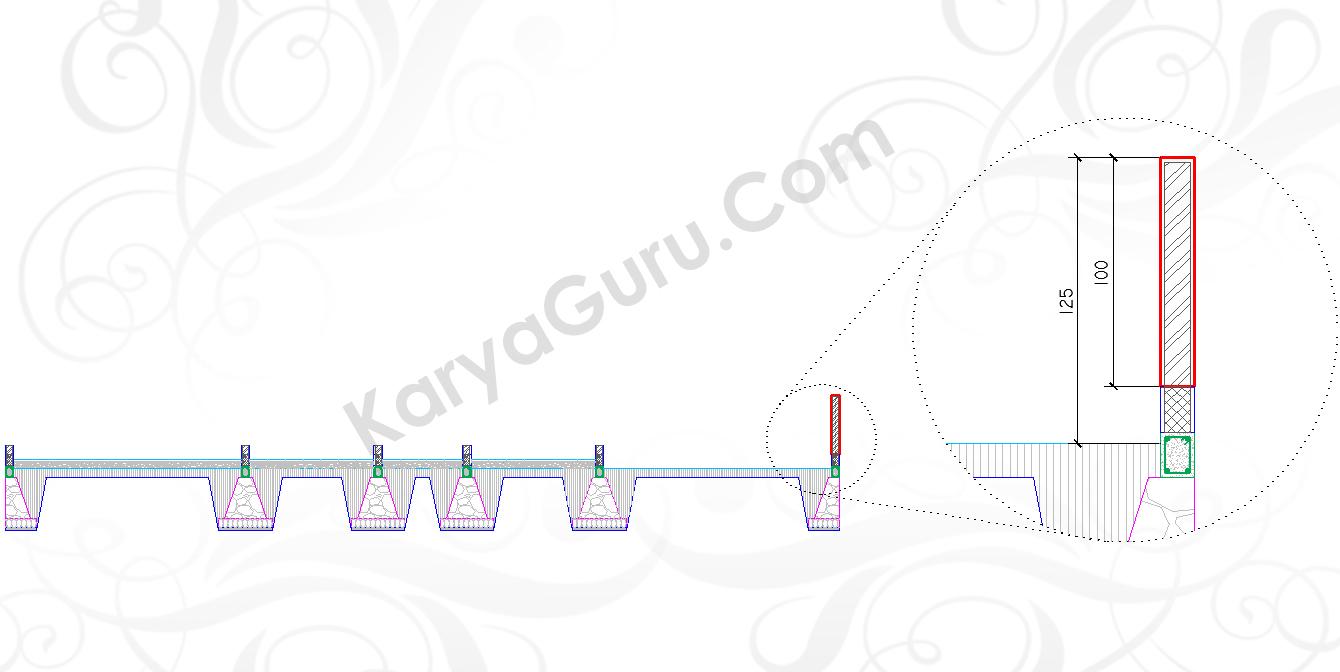 Download Desain Pagar Rumah Minimalis Autocad Desainrumah72