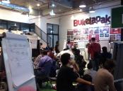 Workshop 1000StartupDigital di Jakarta 1A lokasi BukaLapak