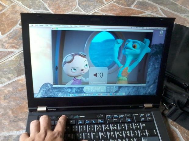 Jual Hackintosh Keyboard Work MacOSX Thinkpad T420 i7 4CPUs 2,8GHz
