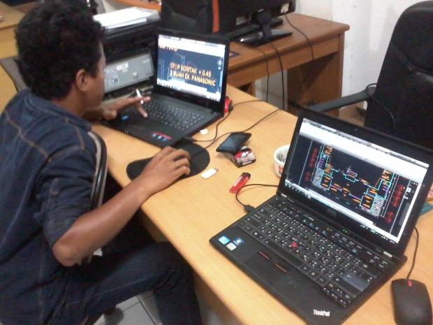 kursus-training-private-belajar-autocad-denah-elektrikal-di-bojong-gede-bogor