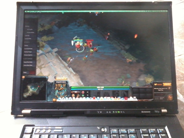 Main Games Dota2 OSX Mavericks 10.9.1 di Hackintosh Laptop Lenovo Thinkpad T61p NVIDIA Quadro FX 570M