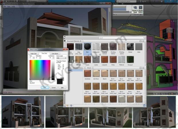 00-tutorial-autocad-rendering-bangunan-bertingkat-bagian-2-penerapan-material