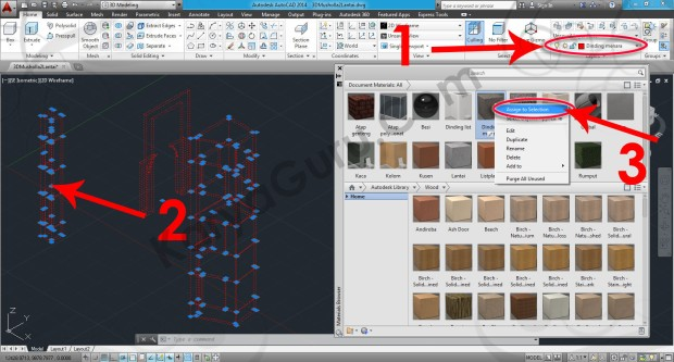 64-assign-to-selection-concrete-cast-in-place-exposed-aggregate-medium-material-browser-tutorial-autocad-3d