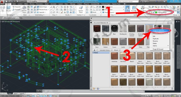 66-assign-to-selection-stucco-exterior-beige-material-browser-tutorial-autocad-3d