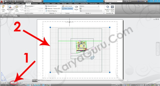84-layout-grip-viewport-tutorial-autocad-3d