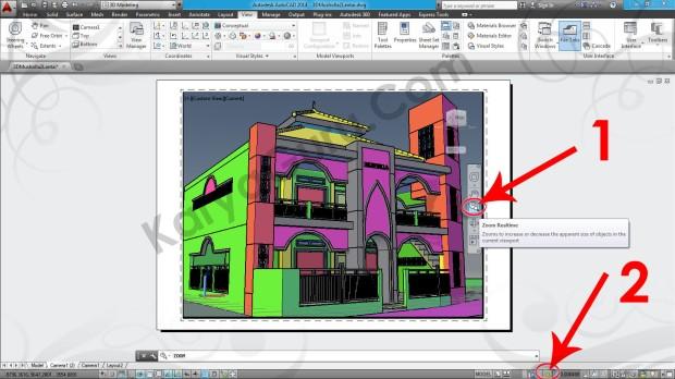 93-zoom-realtime-viewport-tutorial-autocad-3d