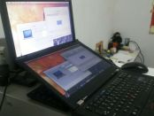 install-hackintosh-thinkpad-t420-vga-external-dualboot-osx-yosemite-windows7-professional-di-harapan-jaya-bekasi-barat