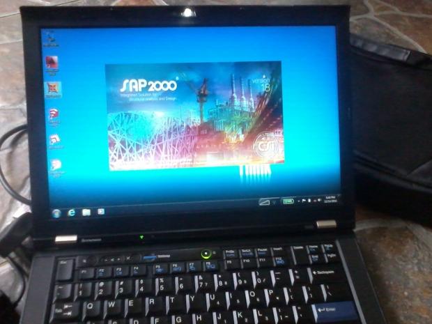 jual-laptop-lenovo-thinkpad-t410-core-i5-windows-7-professional-64bit-recovery-thinkpad-software-sap2000