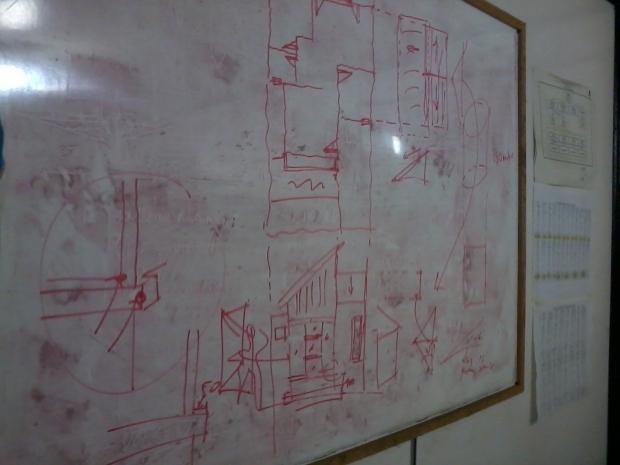 Materi proyeksi Tampak Kursus Private AutoCAD di Jl. Panglima Polim Raya Kebayoran Baru Jakarta Selatan