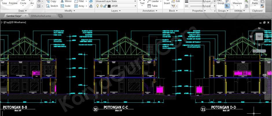 420 Foto Download Desain Rumah Autocad 3D Yang Bisa Anda Contoh Unduh