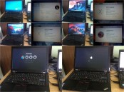 Hackintosh Thinkpad T410 Win7Pro OSX10.10 OSX10.11 OSX10.12