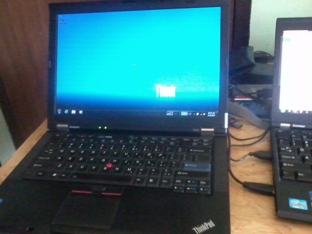 Recovery Win7Pro64 Lenovo Thinkpad T410 DualVGA NvidiaQuadroNVS3100M IntelHD