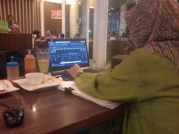 Belajar Private AutoCAD di Solaria Cibinong City Mall Bogor Jawa Barat