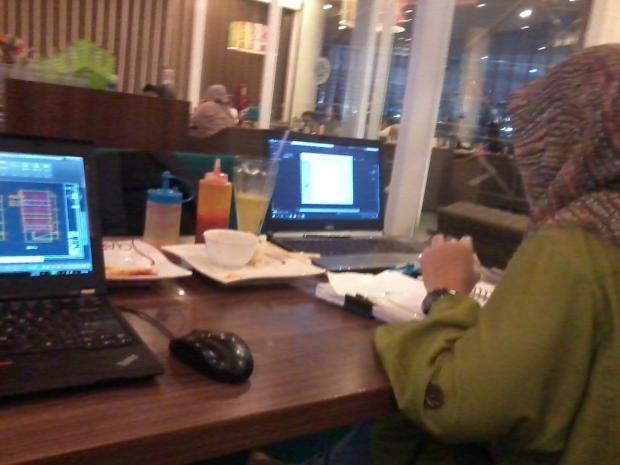 Kursus Les Private AutoCAD di Solaria Cibinong City Mall Bogor Jawa Barat