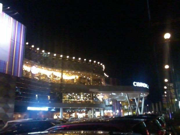 Suasana Pulang Kursus Private AutoCAD di Solaria Cibinong City Mall Bogor Jawa Barat