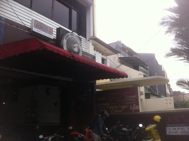 Lokasi Kursus Private AutoCAD + Fusion360 di Syahaba Coffee Bogor