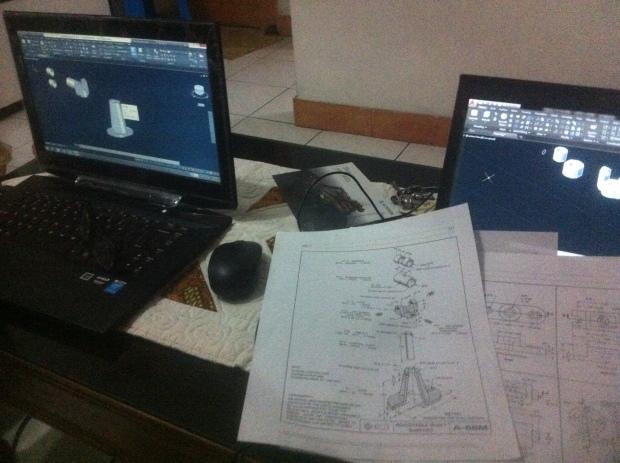Materi 3D Kursus Private AutoCAD di Indraprasta 1 Bantarjati Bogor Utara