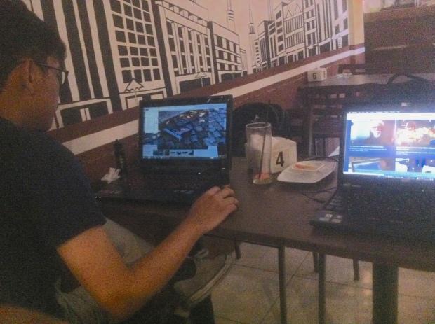 Materi Rendering Kursus Private AutoCAD + Fusion360 di Syahaba Coffee Bogor
