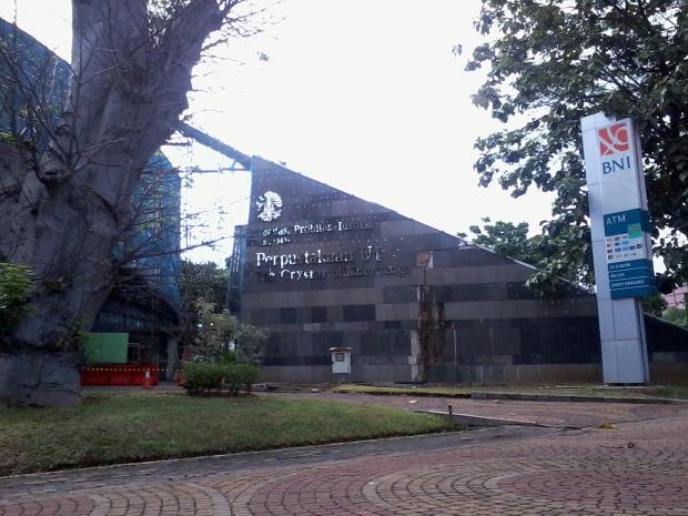 Kursus Private AutoCAD di Perpustakaan Universitas Indonesia Depok Jawa Barat