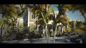 3D animasi desain masjid besar ciomas bogor