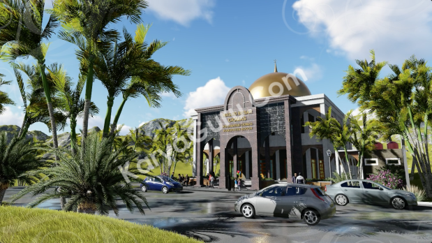 Layanan Pembuatan 3D Modeling Animation Arsitektur Indonesia