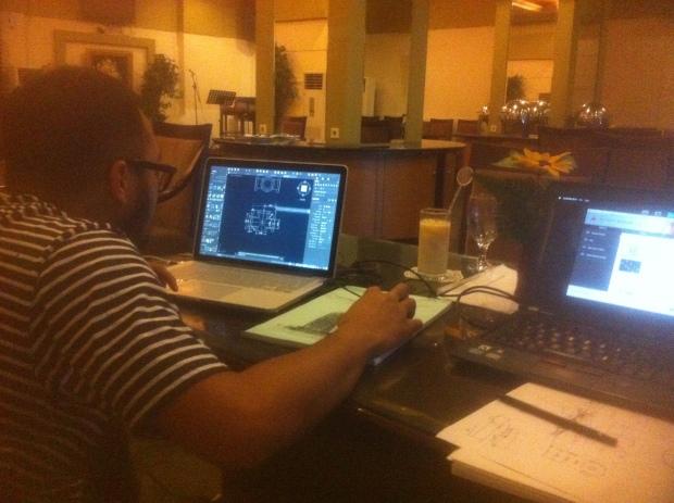 Kursus Les Private AutoCAD for Mac di Komplek Arco Depok Sawangan JawaBarat