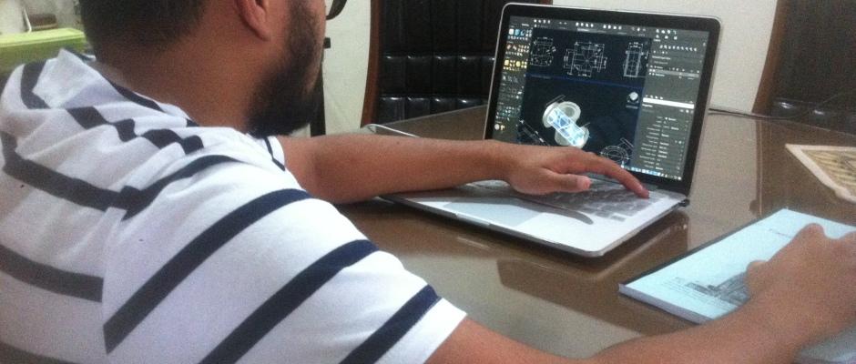 Peserta Kursus Private AutoCAD di Komplek Arco Depok Sawangan JawaBarat