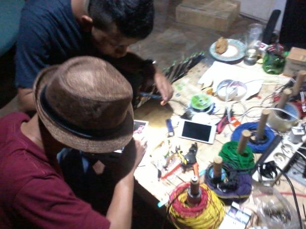 Praktek Kursus private AutoCAD dan ioT di Ampera Pasar Minggu Jakarta Selatan