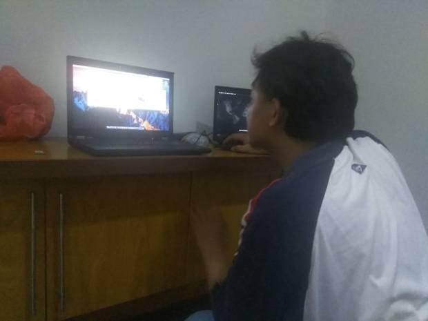 Proses Install Hackintosh MacOs Sierra Thinkpad T420s Lokasi Jl. RM Harsono Ragunan Jakarta Selatan