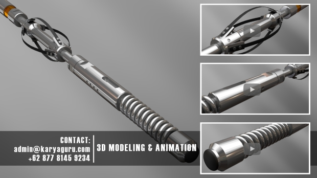 3D Modeling & Rendering GyroMaster