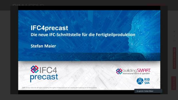 ifc4precast BIM World